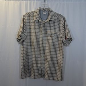 The North Face Men's Plaid Short Sleeve Shirt